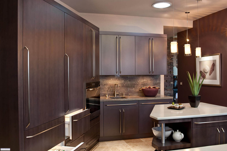 Dorado Designs Contemporary Elegance Kitchen Cabinets Oro